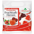 FRUCHTSAFT-HERZEN 30% Fruchtsaft apo.exkl.