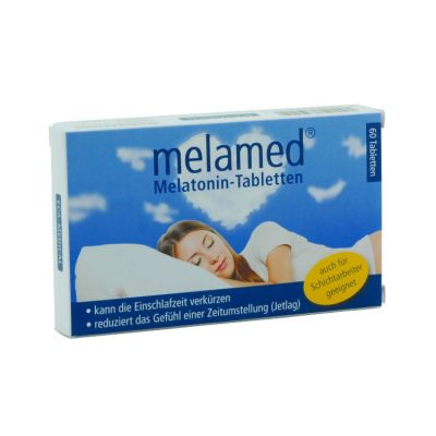 melamed® Melatonin - Tabletten