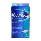 Nicotinell Kaugu Mintfri 2mg