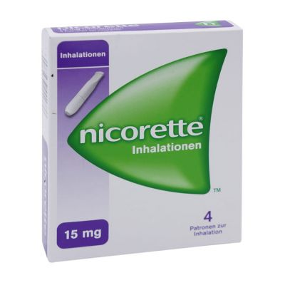 Nicorette Inhal 15mg