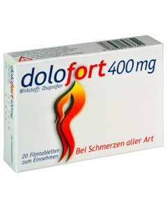 Dolofort 400mg