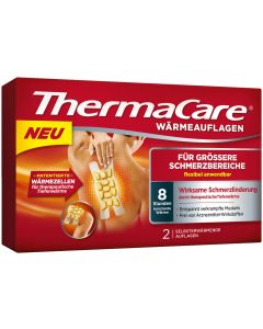 Thermacare Flexible Anwendung Groß